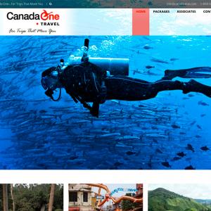 CanadaOne Homepage