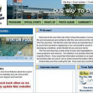 Kelsey Recreation Commission Website