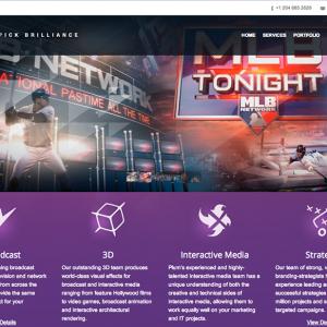 Plum Creative Homepage