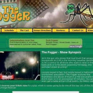 The Fogger Website