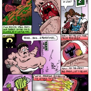 CropCrushers Preview Comic, Page 1