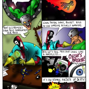CropCrushers Preview Comic, Page 7